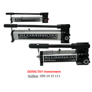Manually Operated Pumps - Aluminium