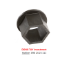 Imperial Hexagon Reducer Bushes