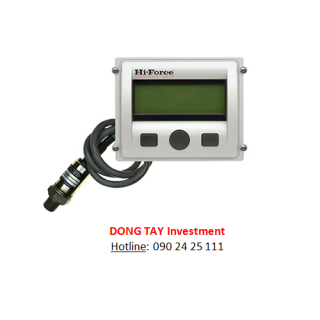 PRESSURE TRANSDUCER & DIGITAL DISPLAY